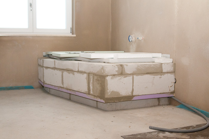 ytong badewanne einmauern - carport 2017, Wohnzimmer design